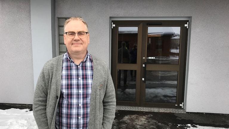 Hans Wågbrant lärare Lysingsskolan
