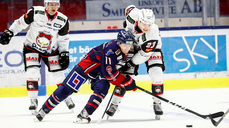 Linköpings HC bryter kontrakt med Mark Zengerle.