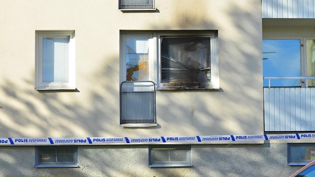 Misstänkt mordförsök i Hageby