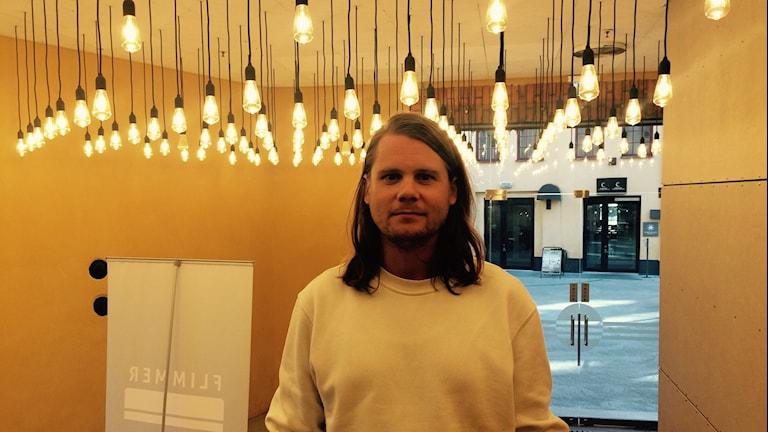 Klas Isaksson.