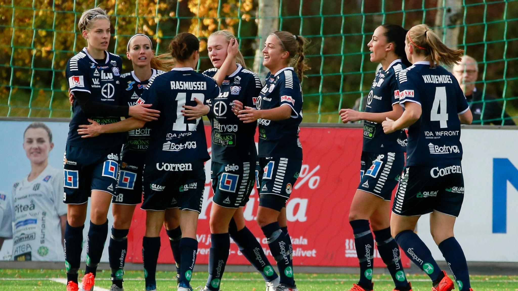 Paris nästa för Linköpings FC - P4 Östergötland  f2b6f21f27874