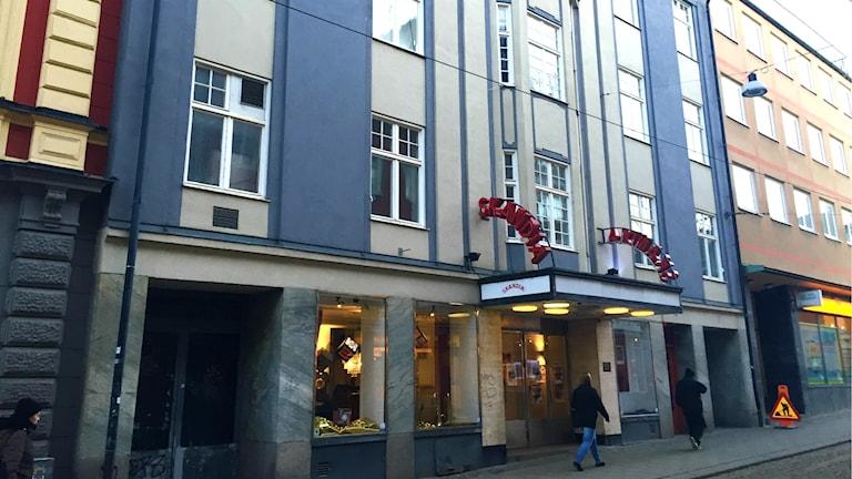 Skandiateatern i Norrköping