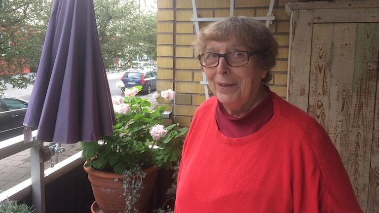 Leena Jonsson ett finskt krigsbarn