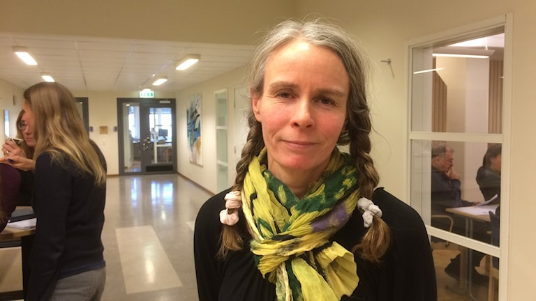 Maria Sundkvist, avdelningschef på Skolinspektionens regionala kontor i Linköping.