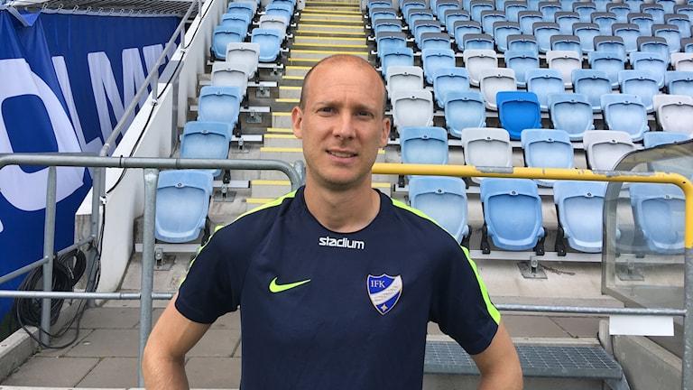 Andreas Johansson/Lagkapten IFK Norrköping