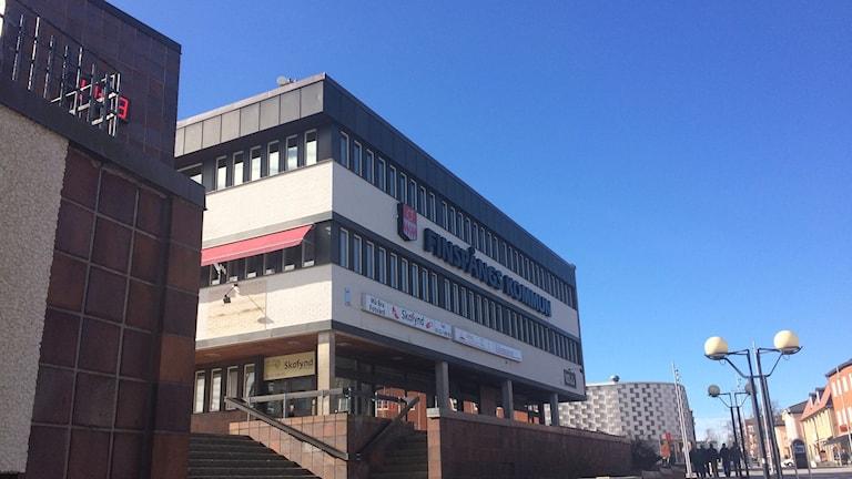 Kommunhuset Finspång