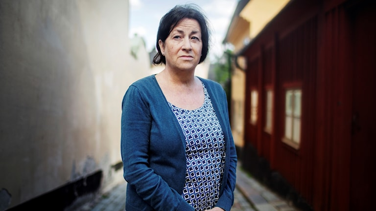 Ann Jäderlund.