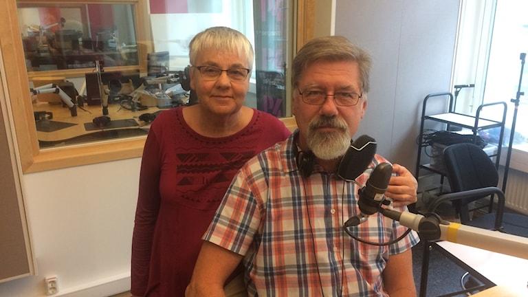 Lena och Sören Linde.