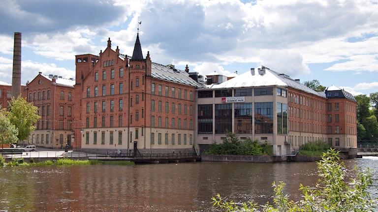 Pronova i Norrköping.