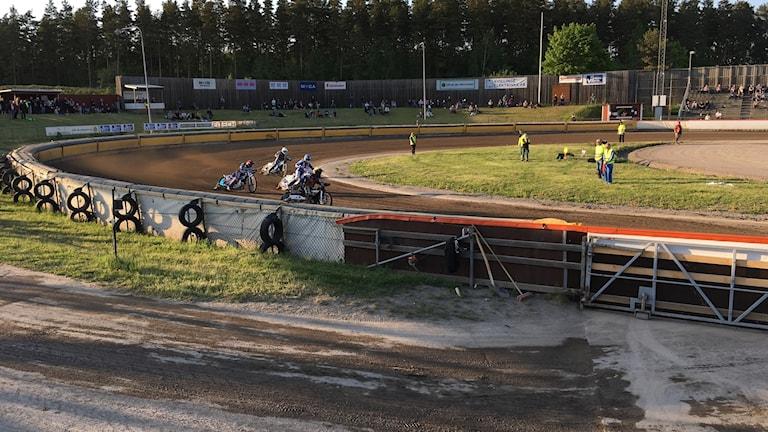 Speedway Vargarna möter Valsarna