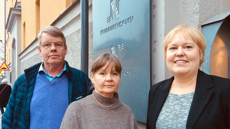 Kommunens Revisorer Vi Behover Granska Mer P4