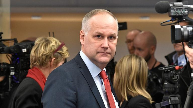Jonas Sjöstedt (V)/TT