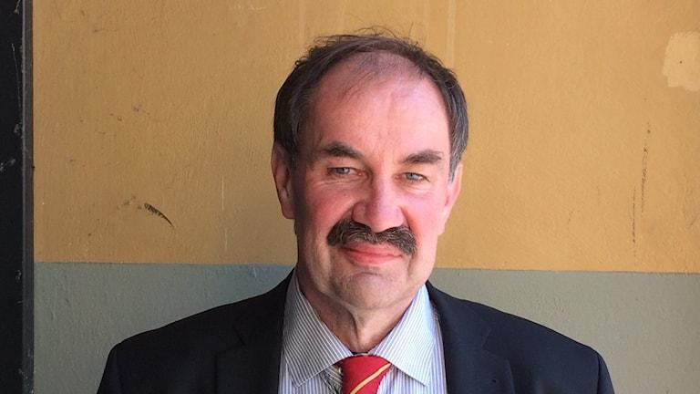 Mats Johansson (S), ordförande i regionstyrelsen.