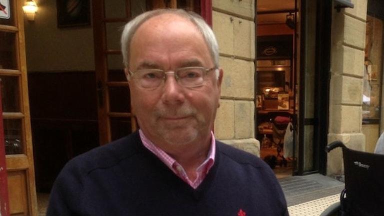 Anders Hedeborg (S) kommunstyrelseordförande Vadstena