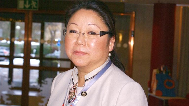 Jenny Knuthammar, försvarsdirektör, länsstyrelsen i Östergötland