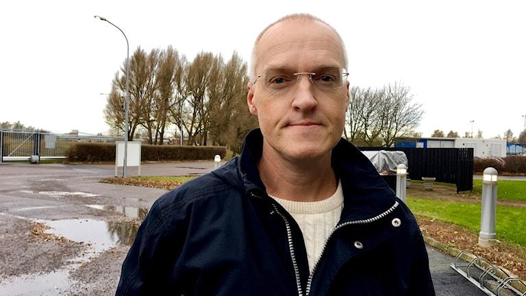 Robert Kronstrand, toxikolog på Rättsmedicinalverket.