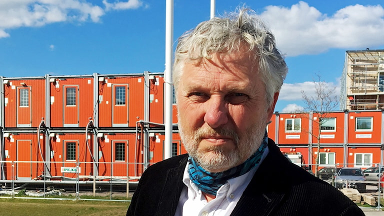 Bostadsminister Peter Eriksson.
