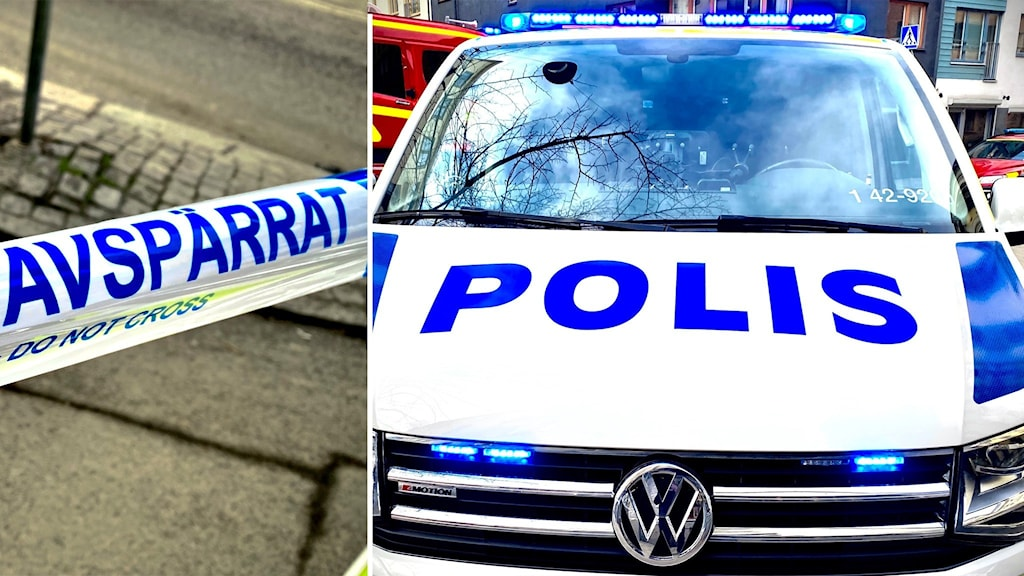 Polis larmades till en adress i Tannefors i Linköping med anledning av ett bråk.