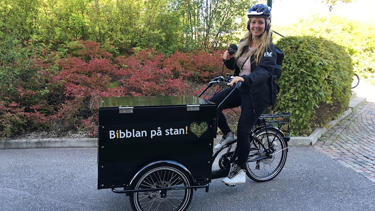 Alma Shapiro testar Bibbi