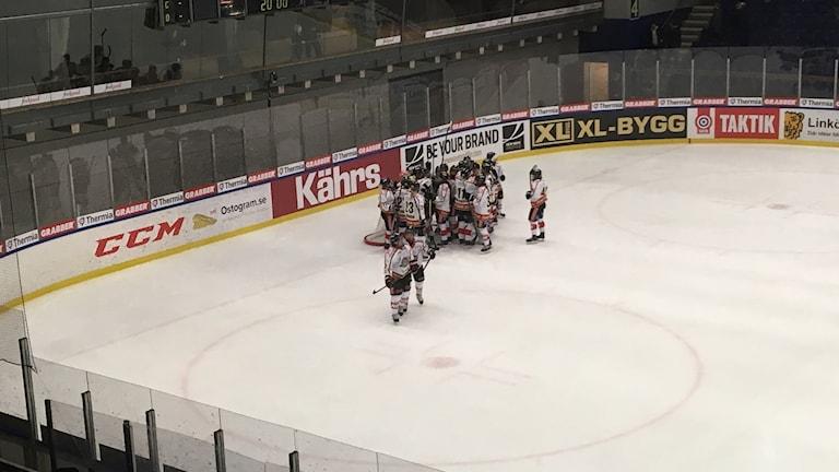 SM-final damhockey