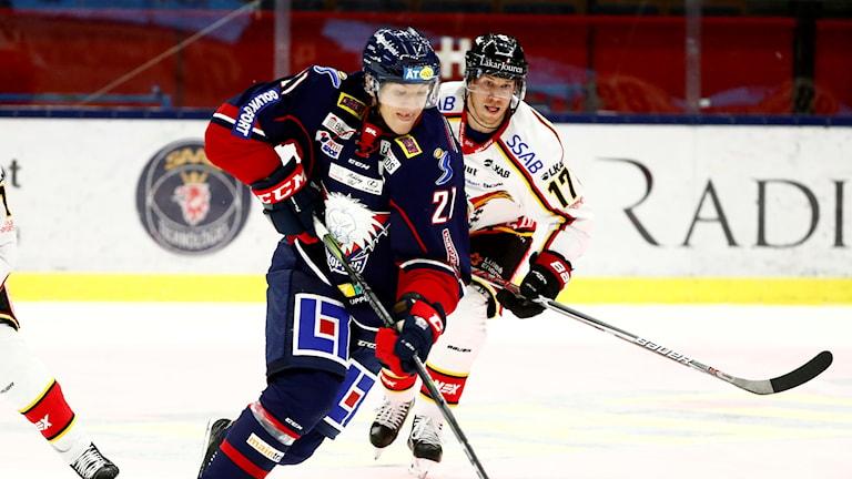 Luleås tre segrar hade kommit efter att man snott åt sig bonuspoängen, senast borta mot Linköping. .