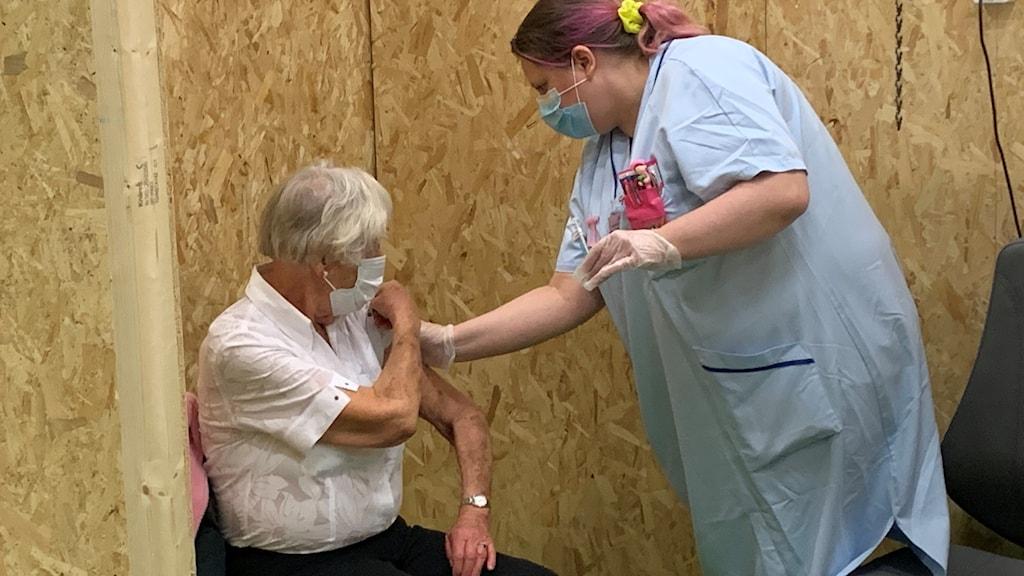 Vaccinering mot Covid-19