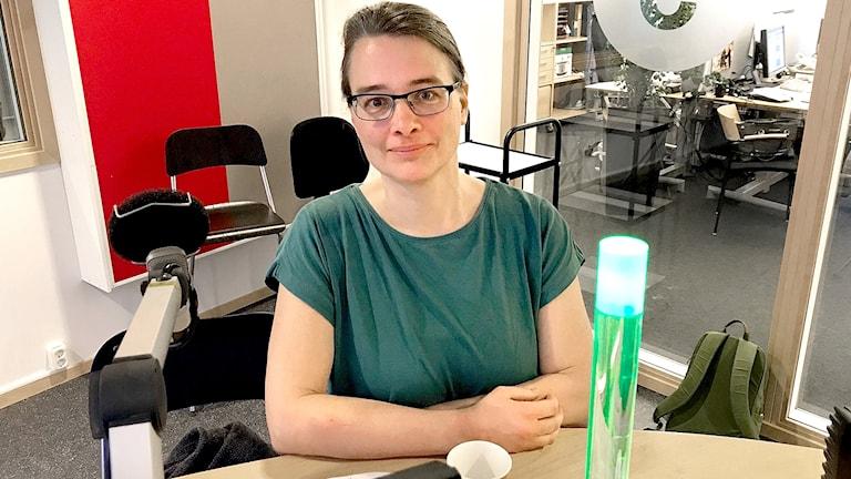Anna Eklund Hydrolog smhi