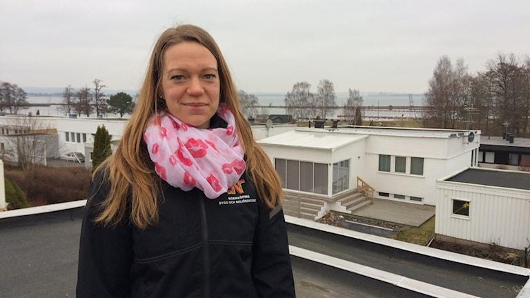 Anna Gustavsson, miljö-och hälsoinspektör Norrköpings kommun