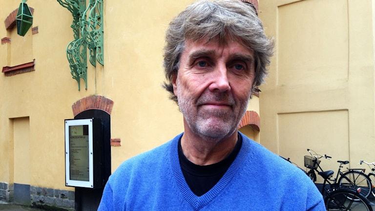 Hans Nilsson, historiker vid Linköpings universitet.