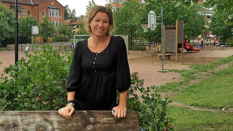 Petra Hellsing (KD), kommunalrådskandidat i Linköping.