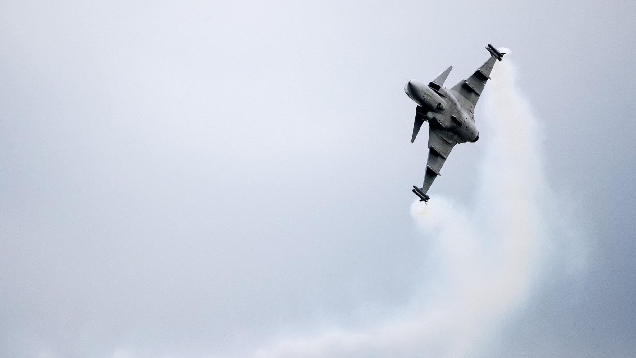 Saab hoppas leverera Gripen till Finland