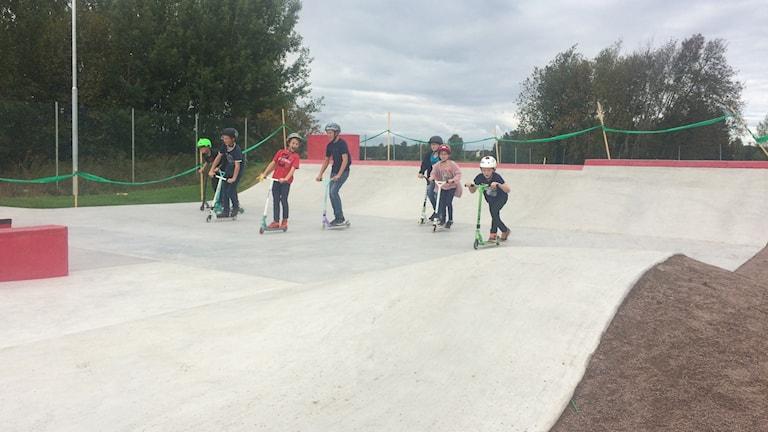 Skatepark Tjällmo