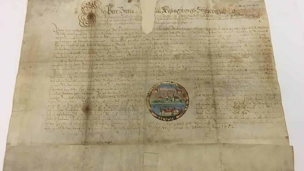 Jönköpings privilegiebrev