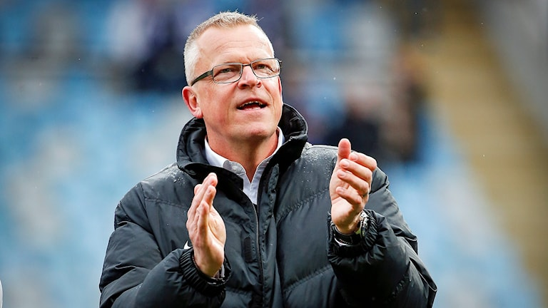 IFK Norrköpings manager Janne Andersson.