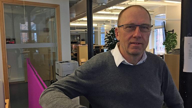 Olle Johansson (S), kommunalråd i Norrköping.