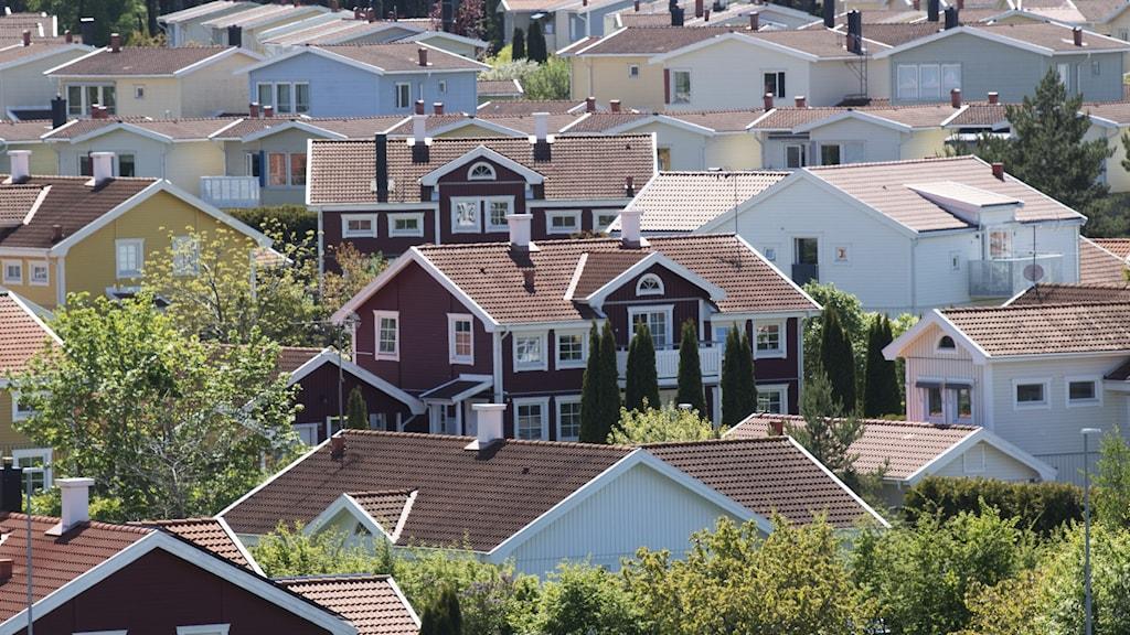 Villapriserna i Östergötland har ökat näst mest i hela landet under en femårsperiod. I Ydre har priset ökat med 159 procent.
