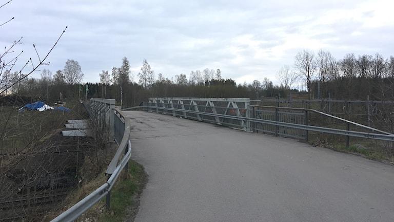 Krusenhofsbron kommer rivas under hösten.