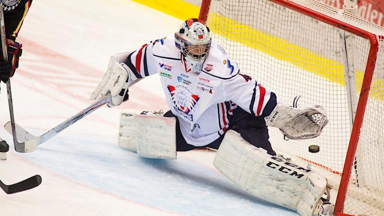 Hockeymålvakt