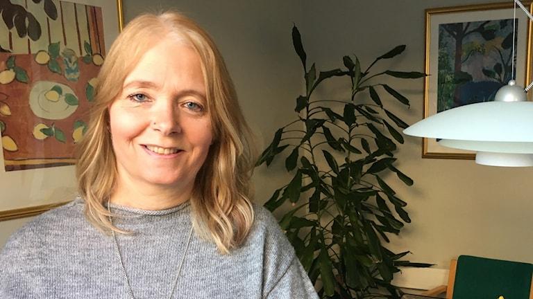 Maria Hallsten i Linköping.