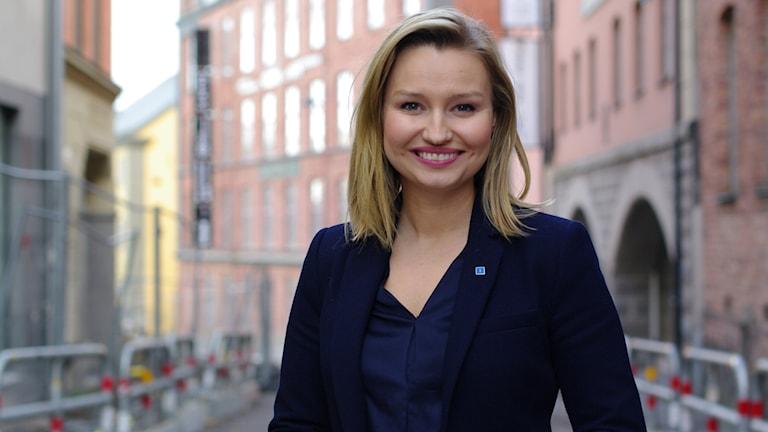 Ebba Busch Thor (KD)