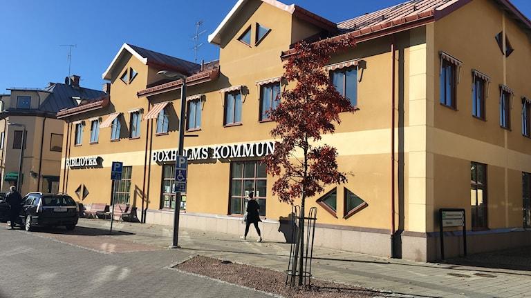 Sändning Boxholm