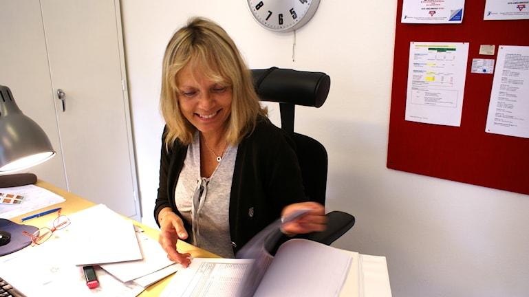 Karin Westerberg  Kanslist KFUM Linköping