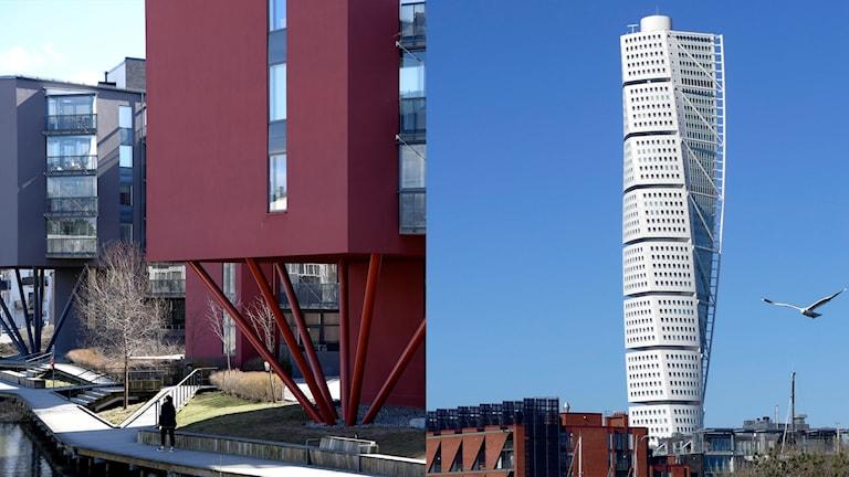Bomässar, Malmö, Västra hamnen, stockholm, Annedal