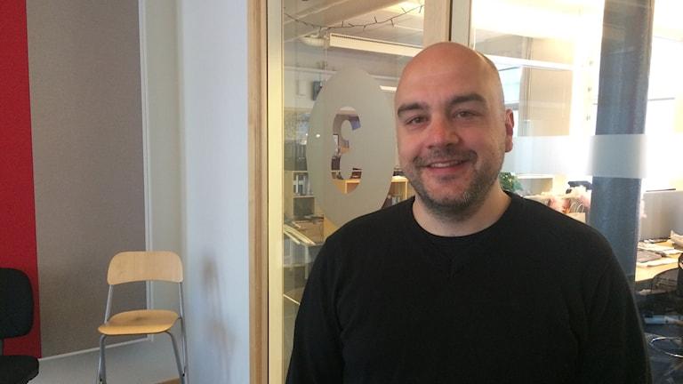 Jakim Hedström är varumärkesstrateg och har skrivit en bok om varumärkesbyggande.