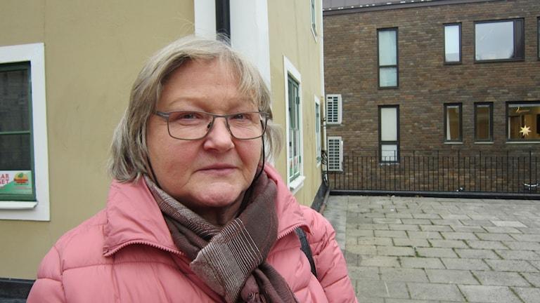 Ombudsman Li Teske  i PRO Östergötland.