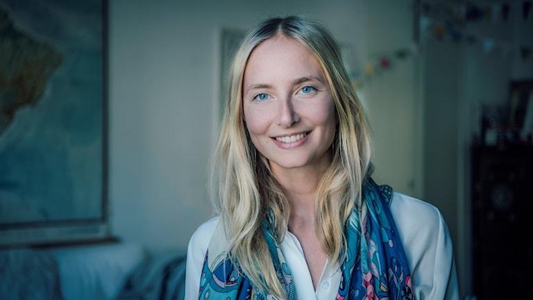 Psykolog Katarina Blom