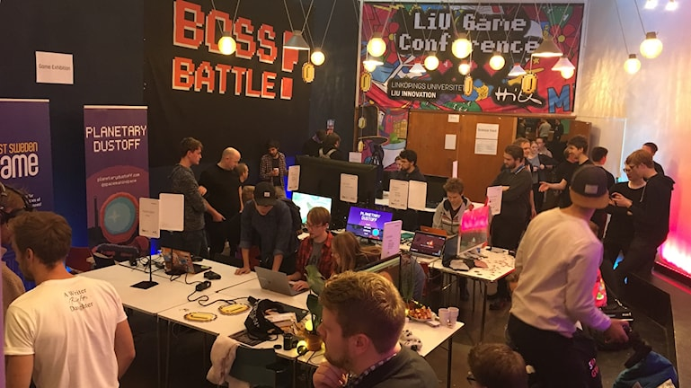 Linköpings universitet, dataspel, gaming, dataspelskonferens