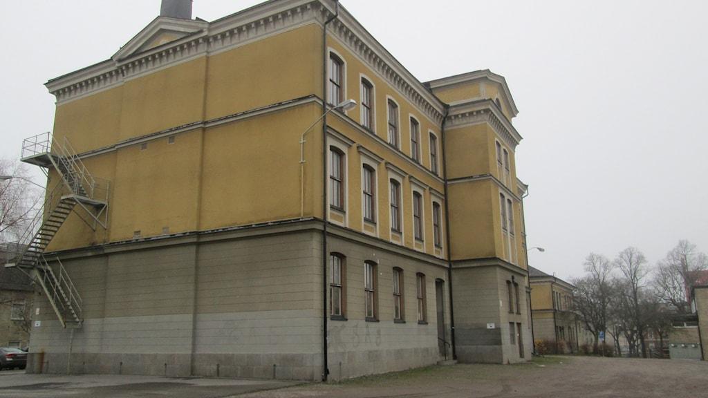Foto: Gustaf Larsson/Sveriges Radio