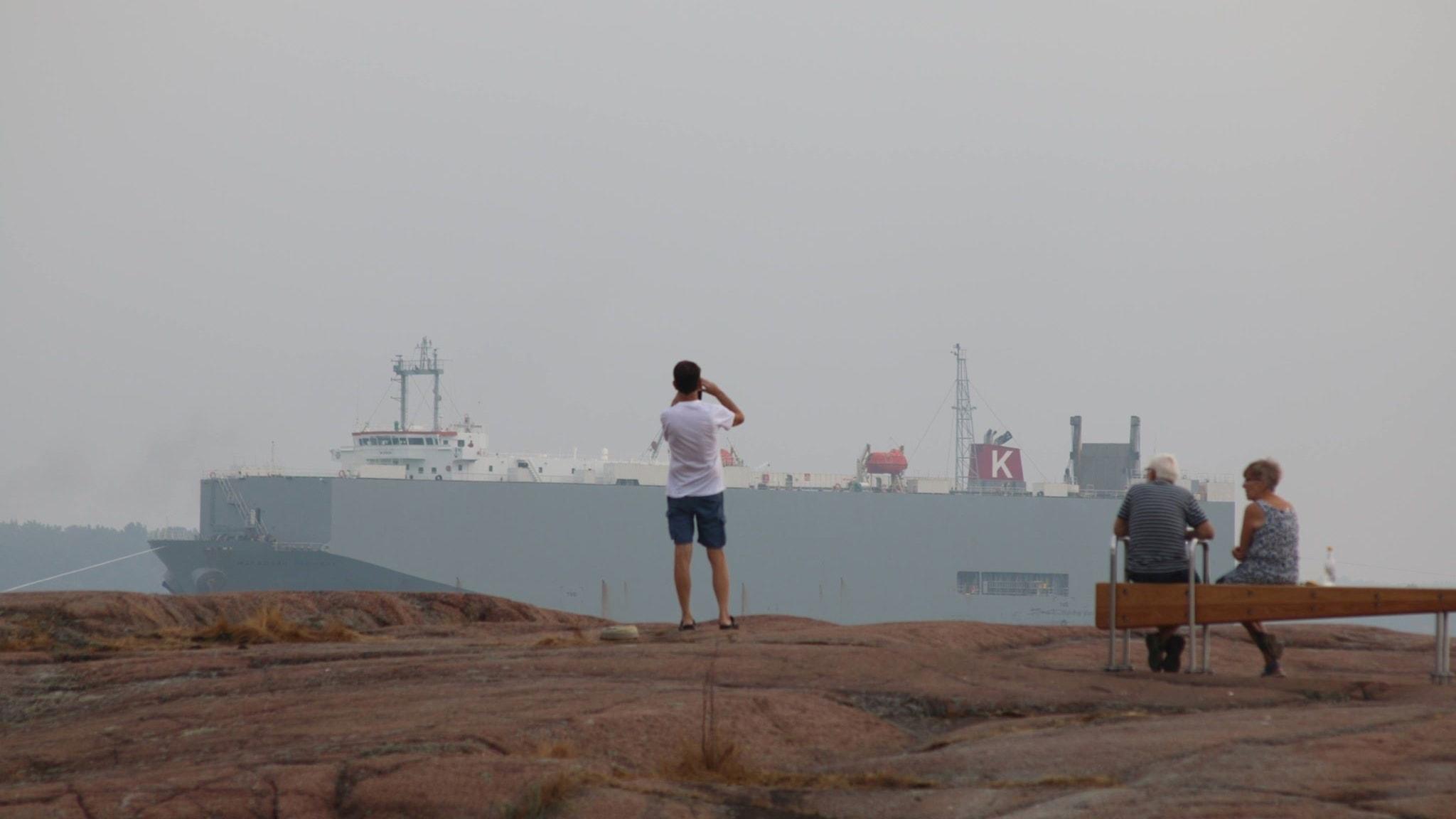 Del 1: Framtidens sjöfart – Säkrare navigering