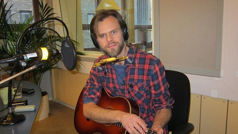 Musiker Magnus Bergman
